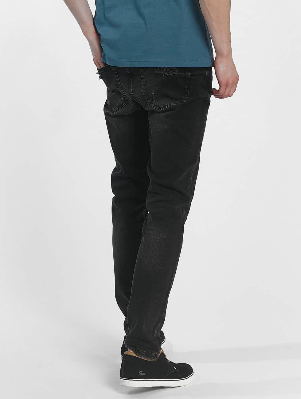 Only & Sons Slim Fit Jeans onsLoom zwart