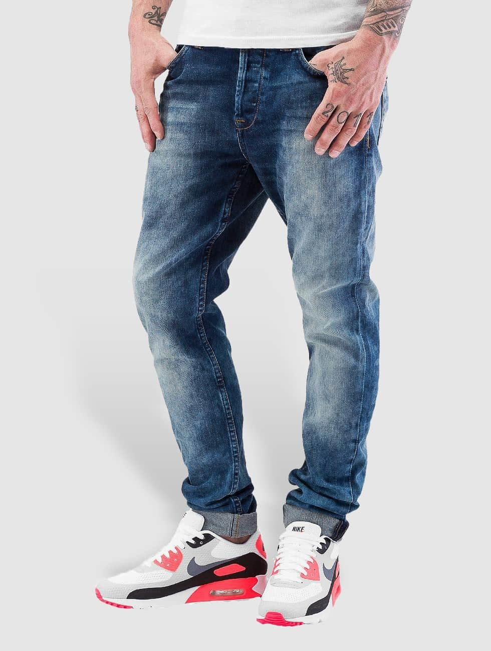 Only & Sons Straight fit jeans onsLoom 3944 blauw