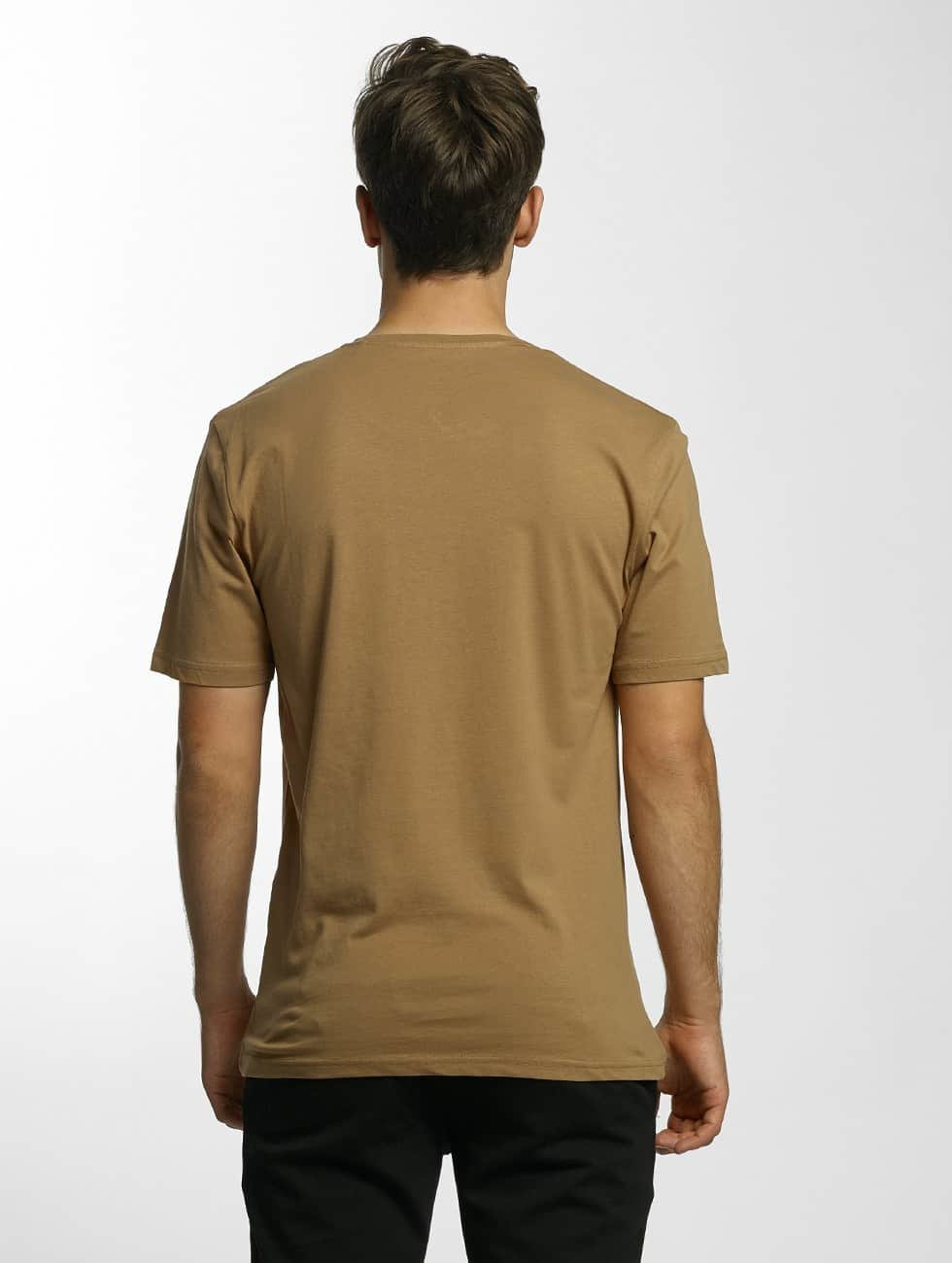 Only & Sons T-Shirt onsLow brown