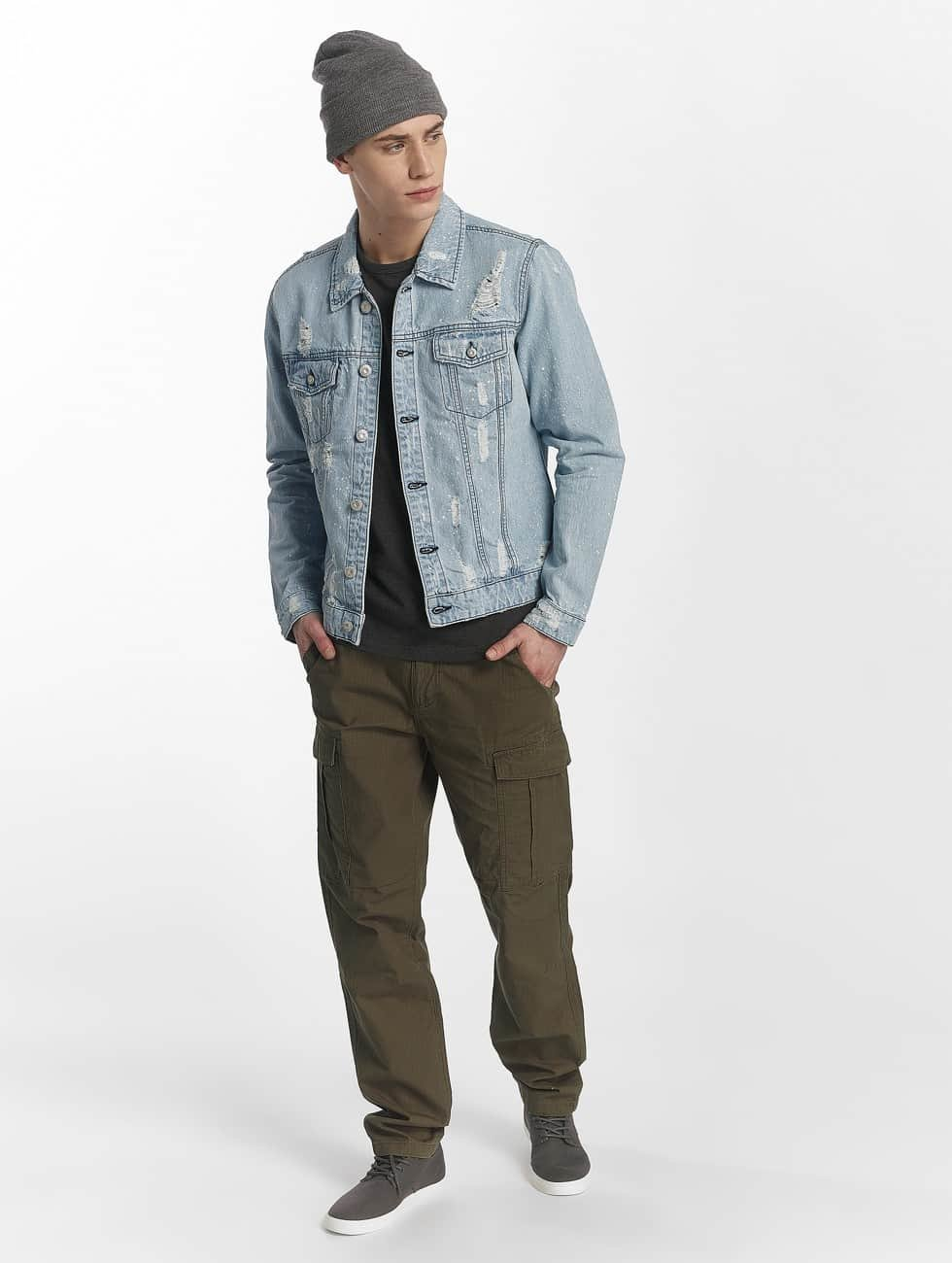 Only & Sons Zomerjas onsRocker blauw