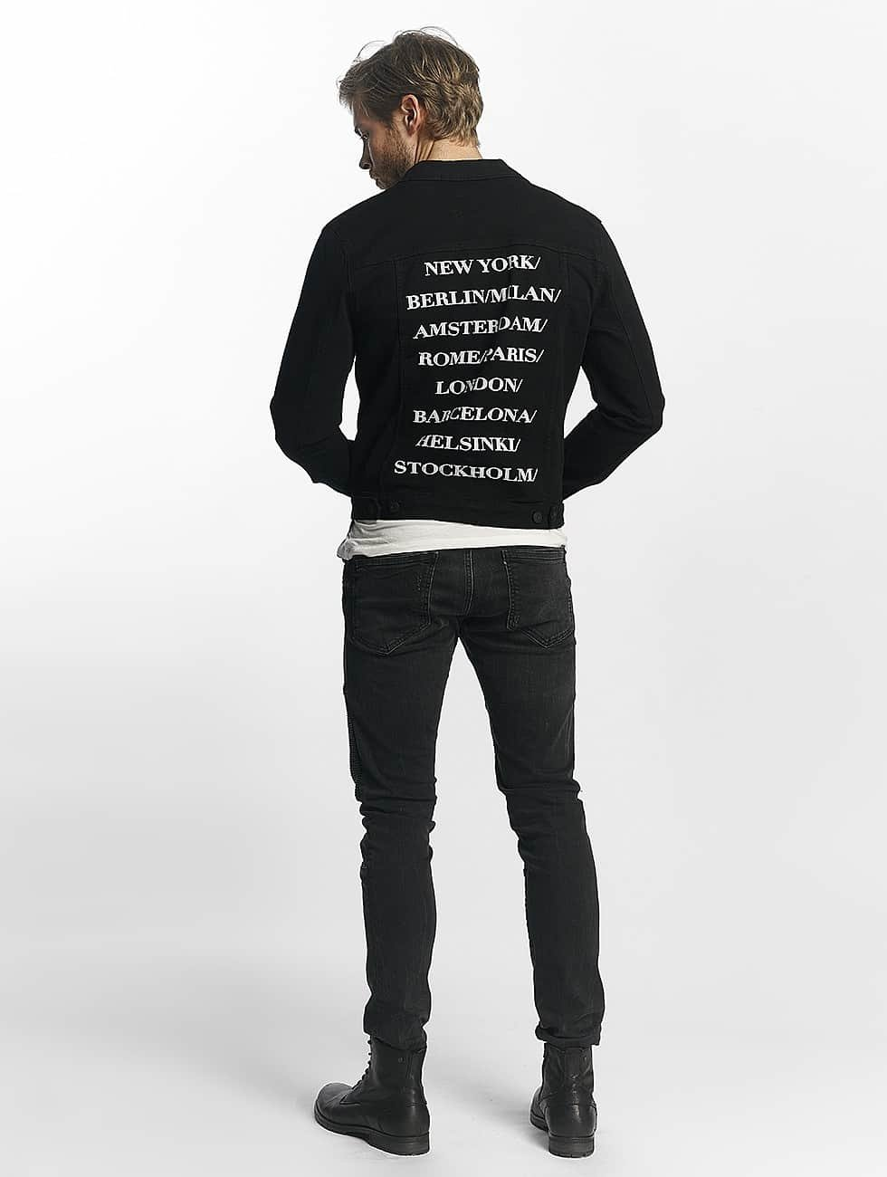 Only & Sons Zomerjas onsBlack zwart