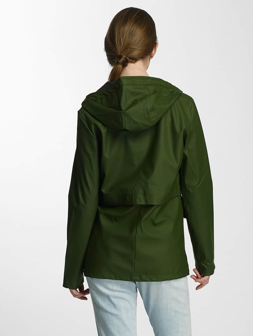Only Coats onlNew Train green