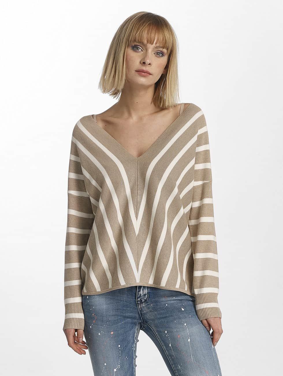 Only Swetry onlAya bezowy