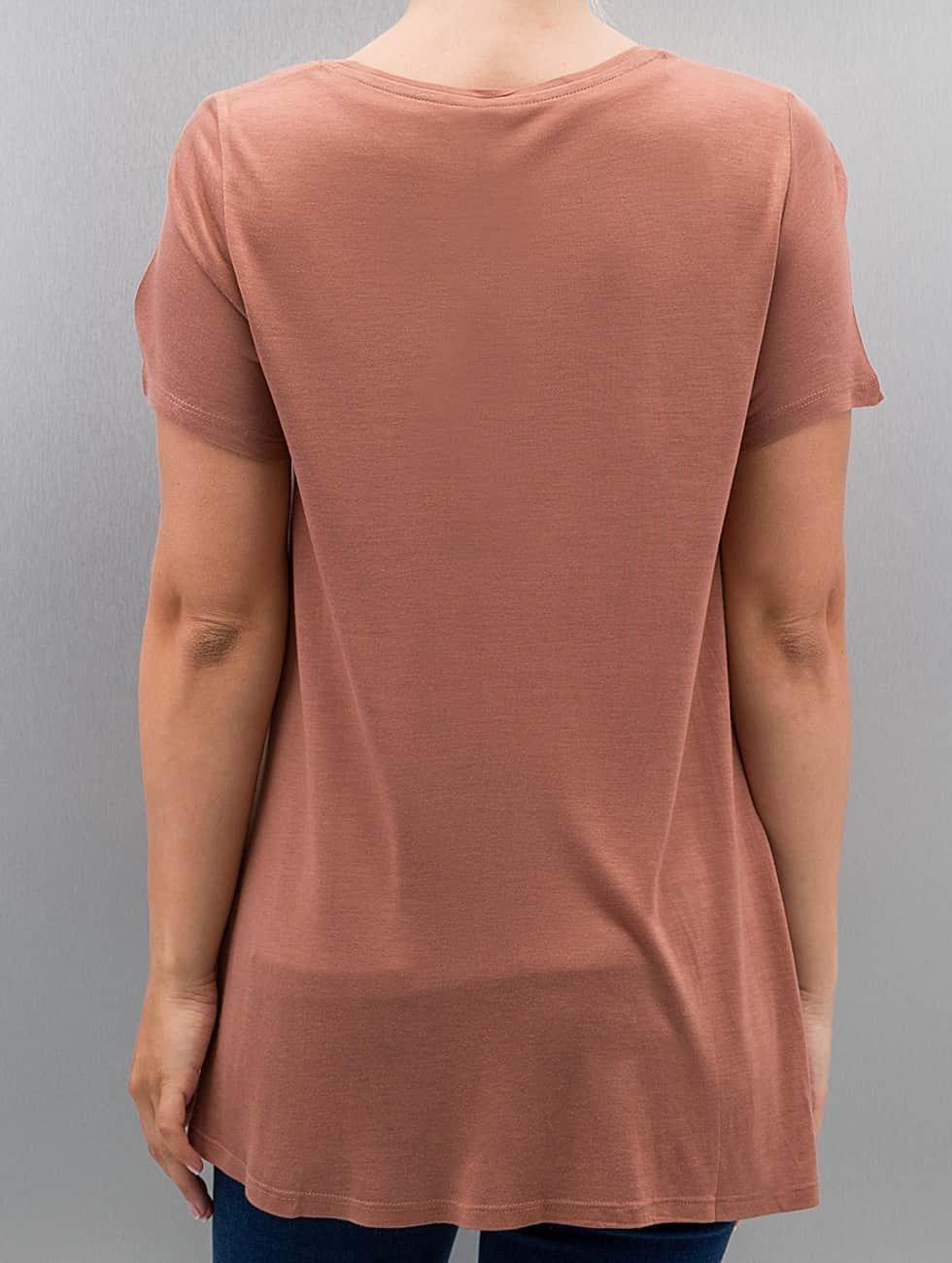Only T-paidat onlViscose ruskea
