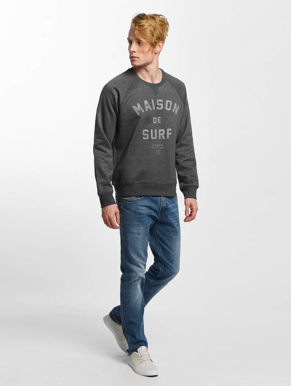 Oxbow Pullover Sivik grau