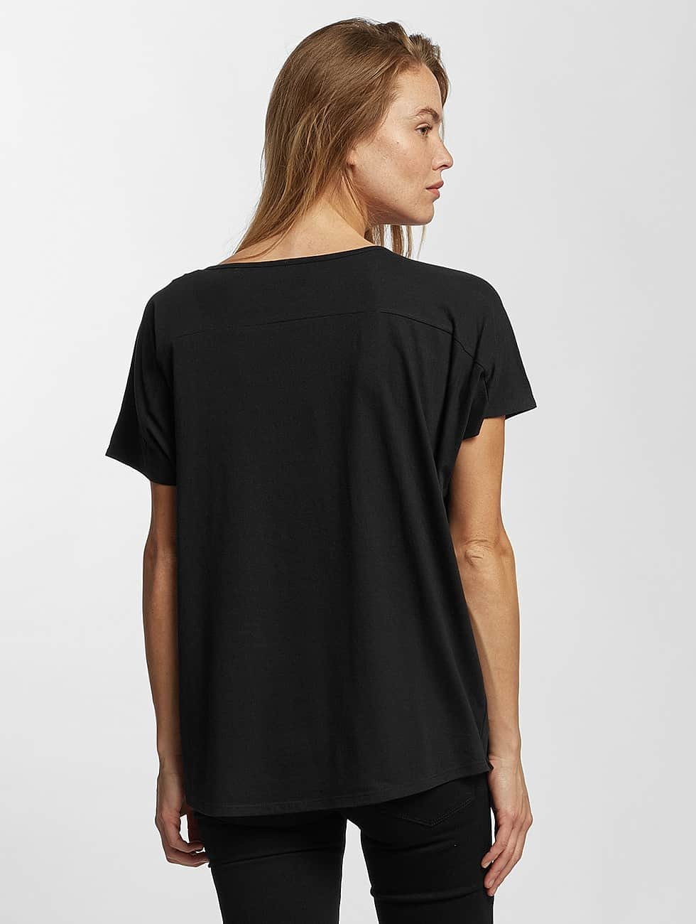 Oxbow T-Shirty Travyb czarny