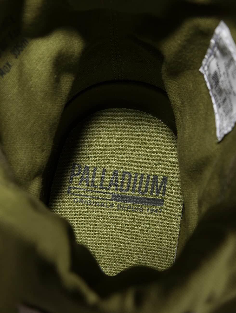 Kjøpe Billig Betale Med Paypal 100% Original Billig Pris Palladium Sko / Baggy Hæren Støvler Treningsløp Leir I Oliven 411641 Gå Online gXeKh