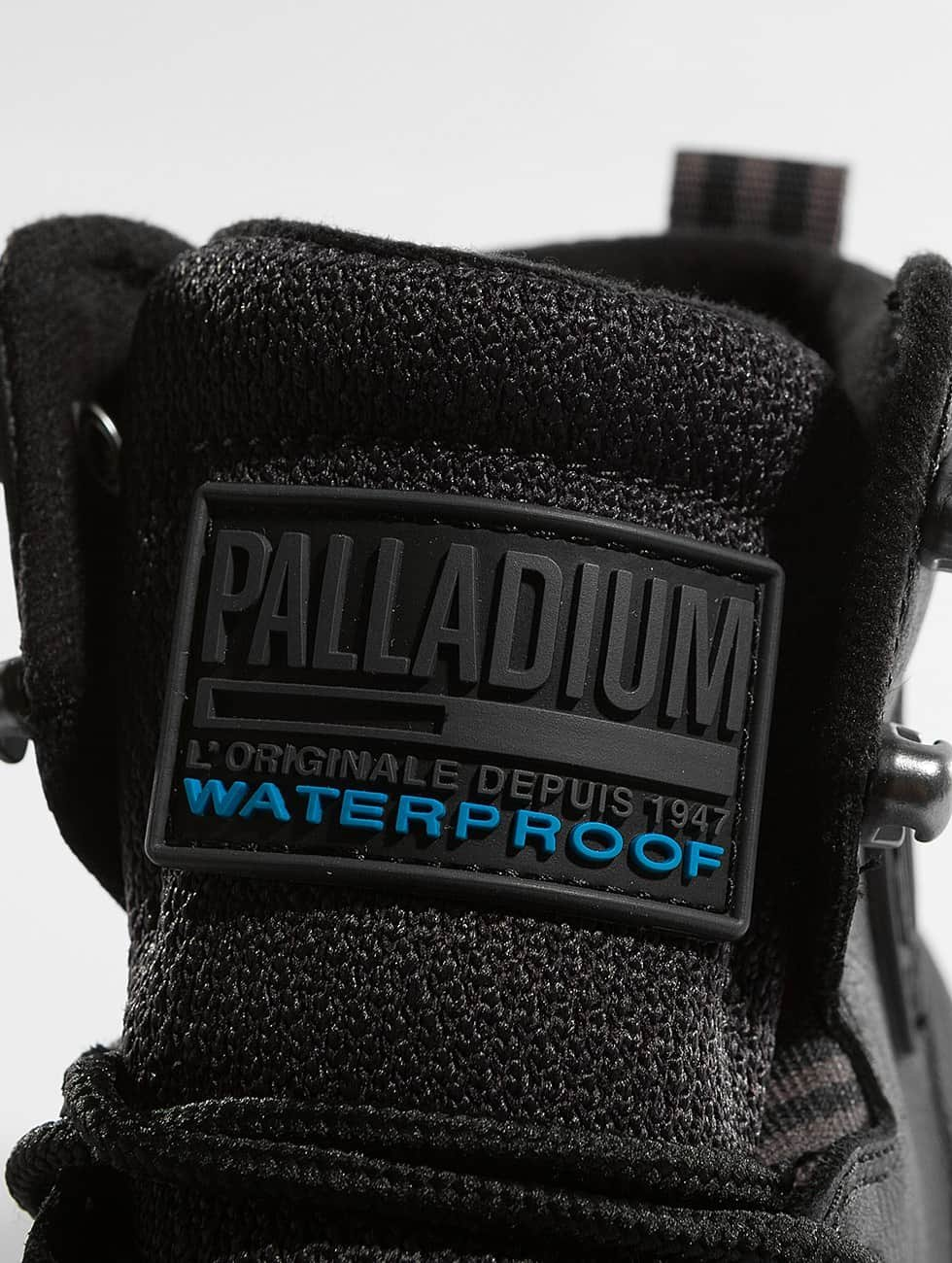 Klaring Collecties Palladium schoen / Boots Sport Cuff WB 2.0 in zwart 401587 Korting 2018 Klaring Beste Verkoop Uit Nederland Gratis Verzending Outlet Verkennen hzkMu7
