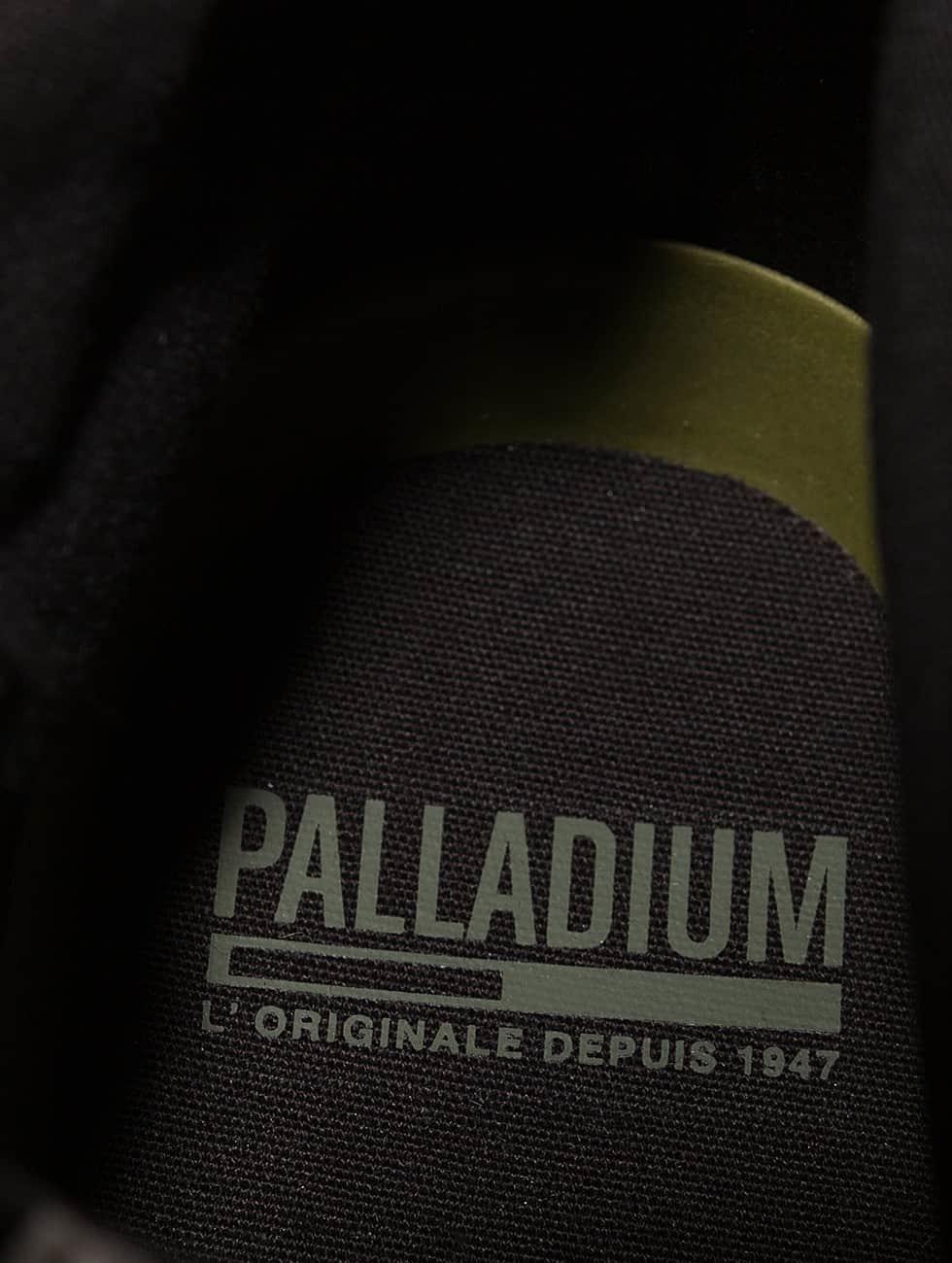 Palladium Sko / Støvler Pampa Hi Originale Tc Svart 411 603 Rekkefølge Outlet Rabatter Utløp Kostnaden Gratis Frakt Beste Med Kredittkort Billig Pris k8F8Fjop