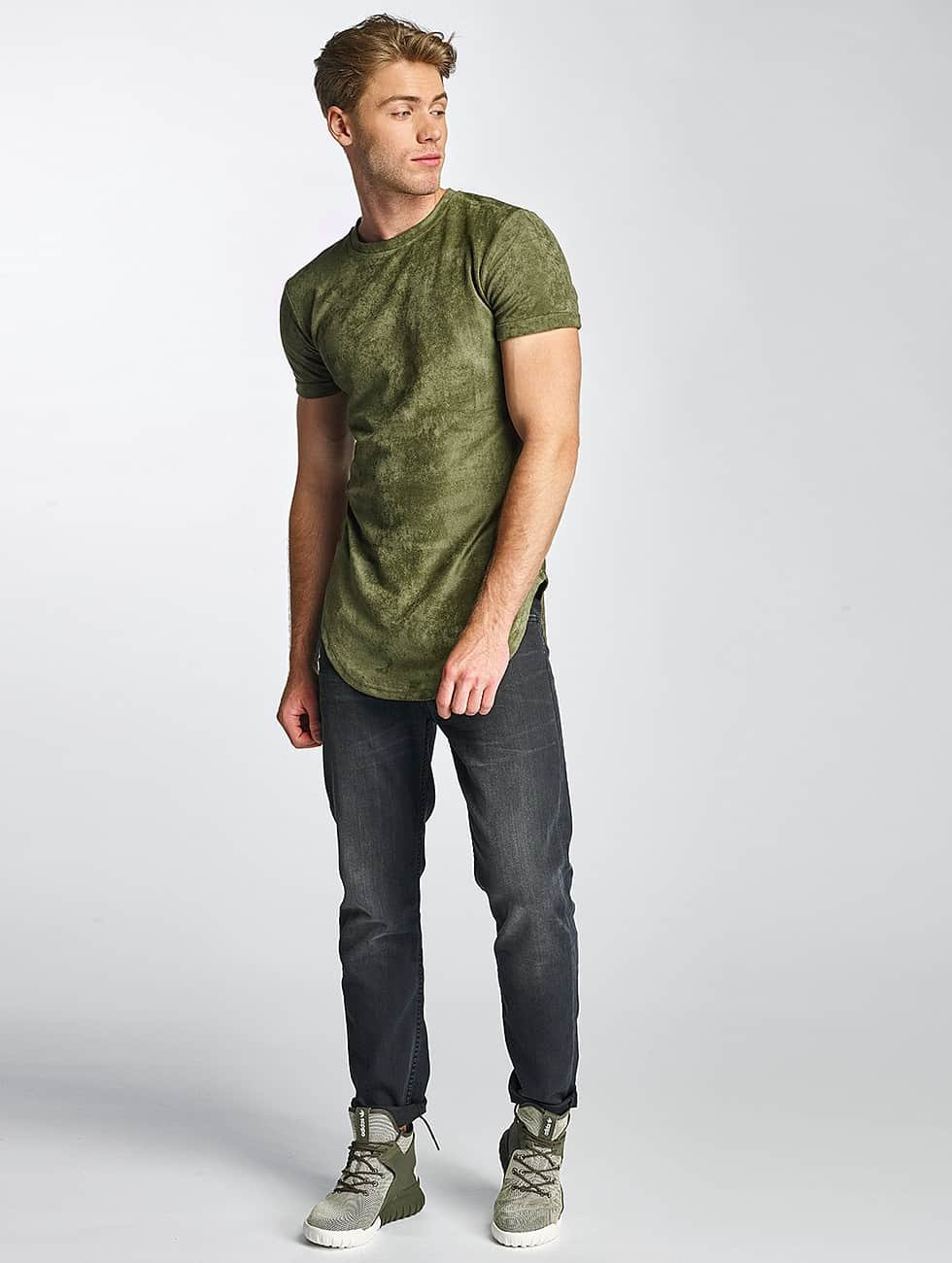Paris Premium T-Shirt Pero grün