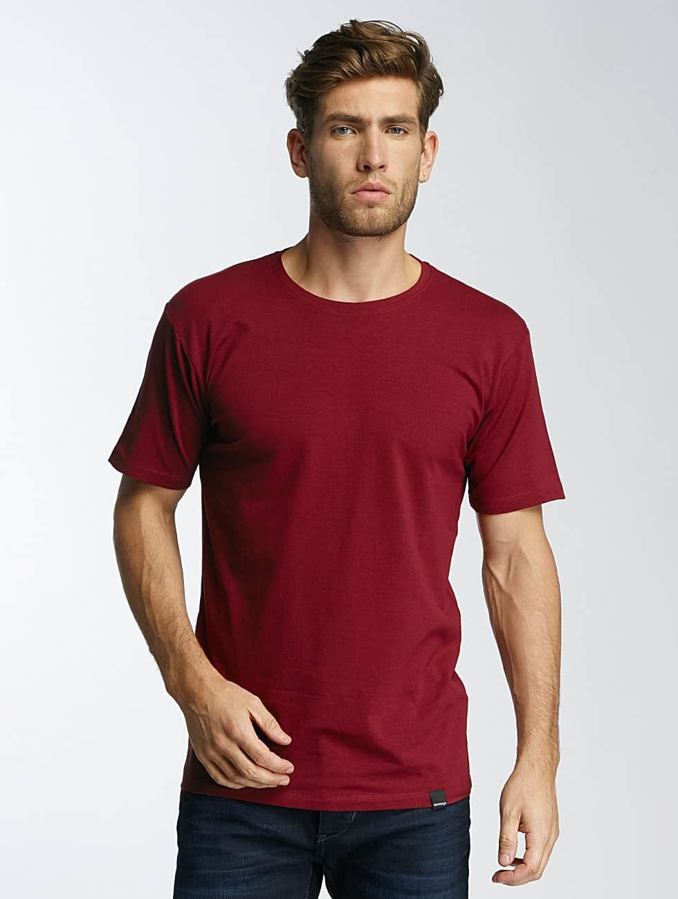 Paris Premium T-Shirt Farm House rouge