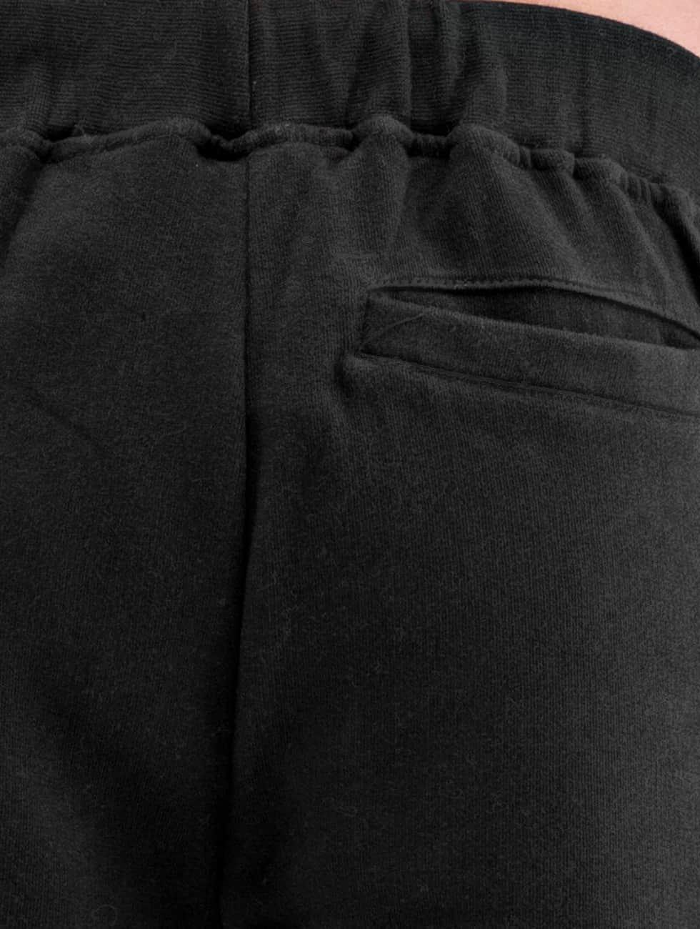 Pelle Pelle joggingbroek Tapemasters zwart