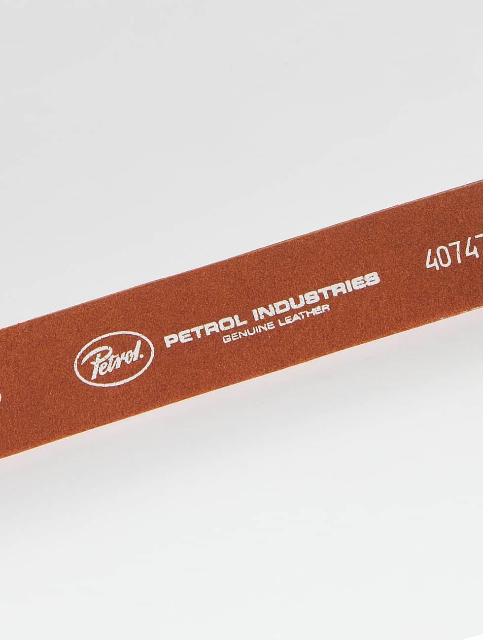 Petrol Industries Ceinture Special Edition rouge