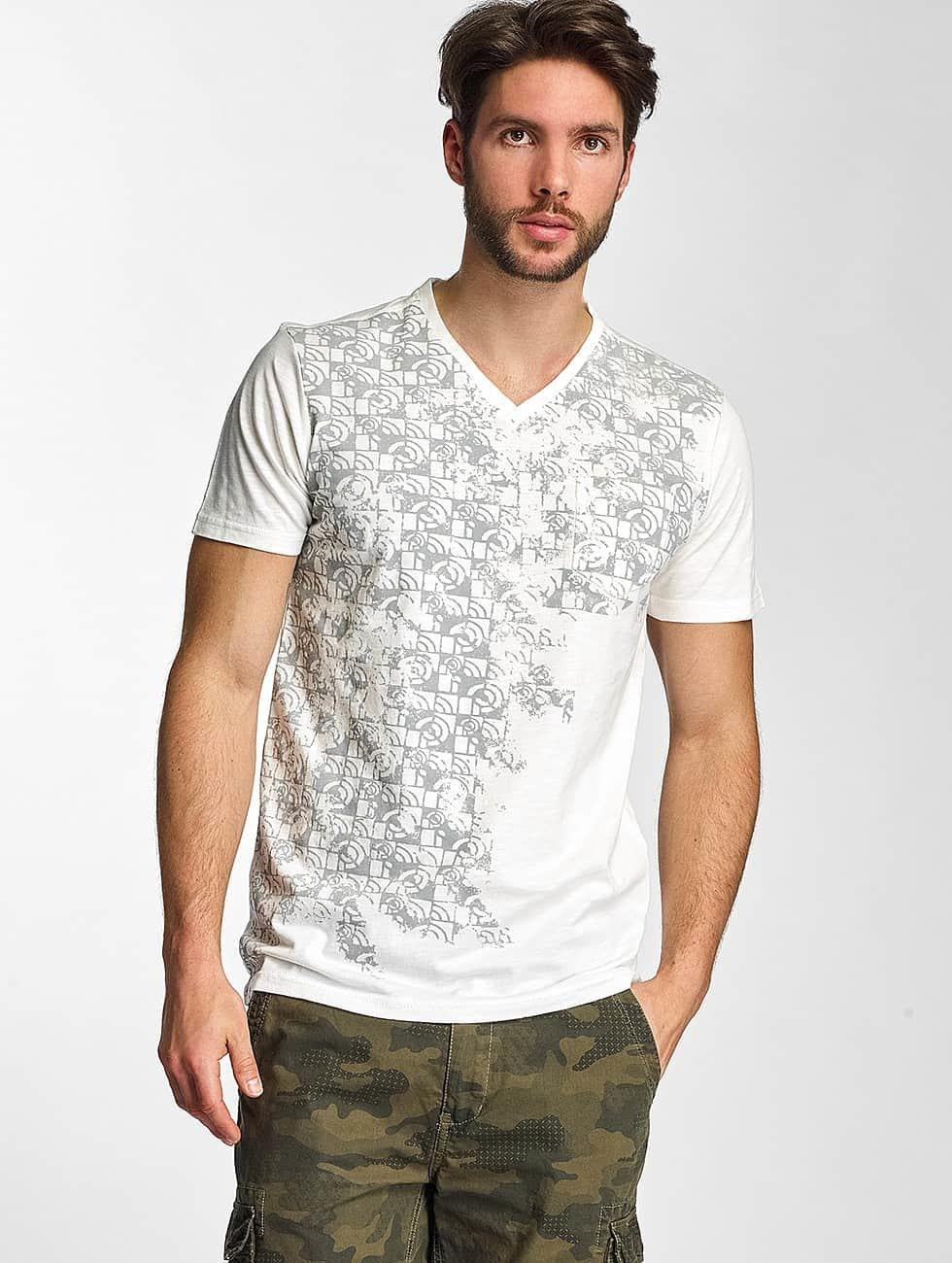 Petrol Industries T-Shirt Pocket white