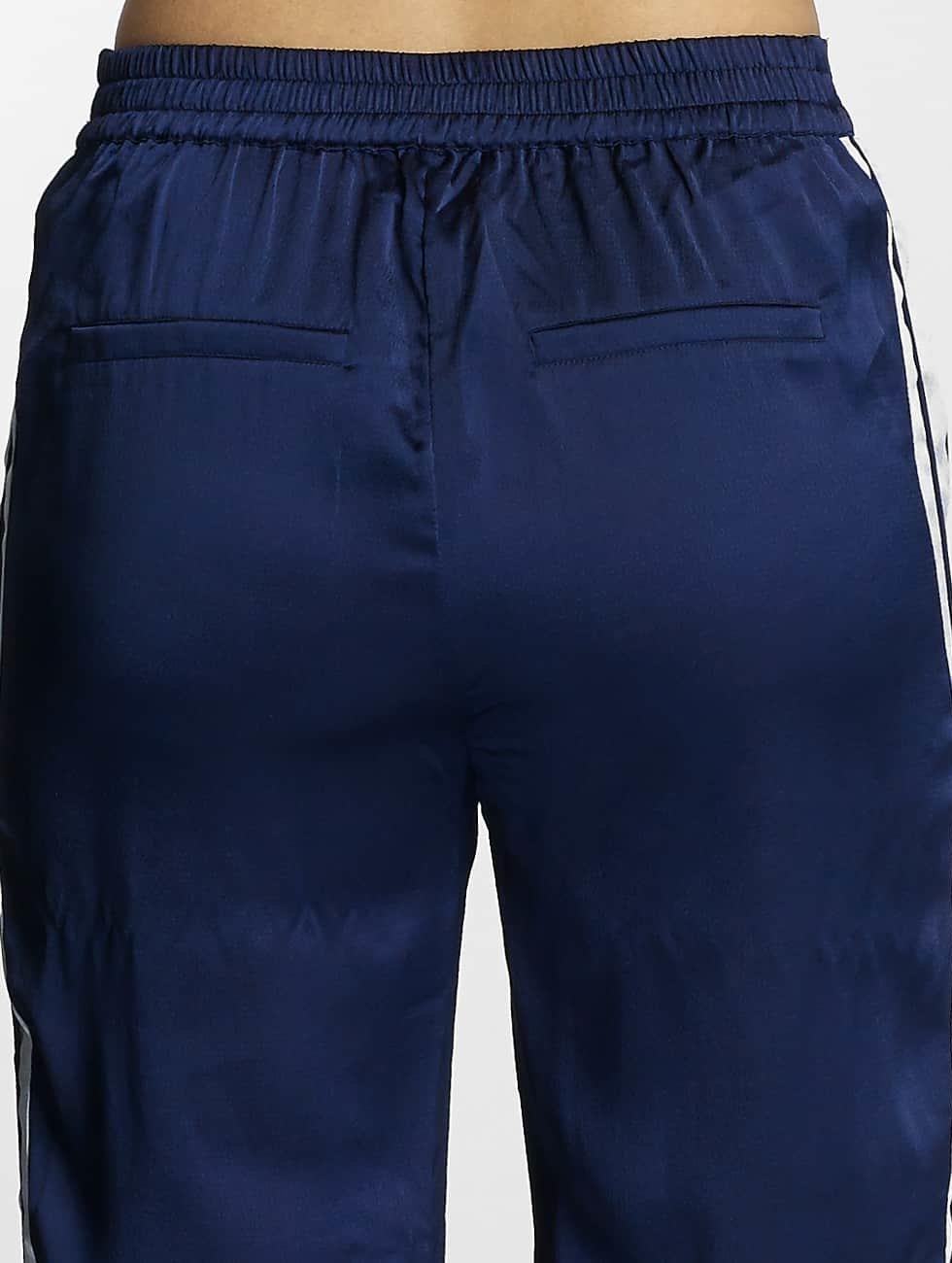 Pieces Pantalon chino pcEVE bleu
