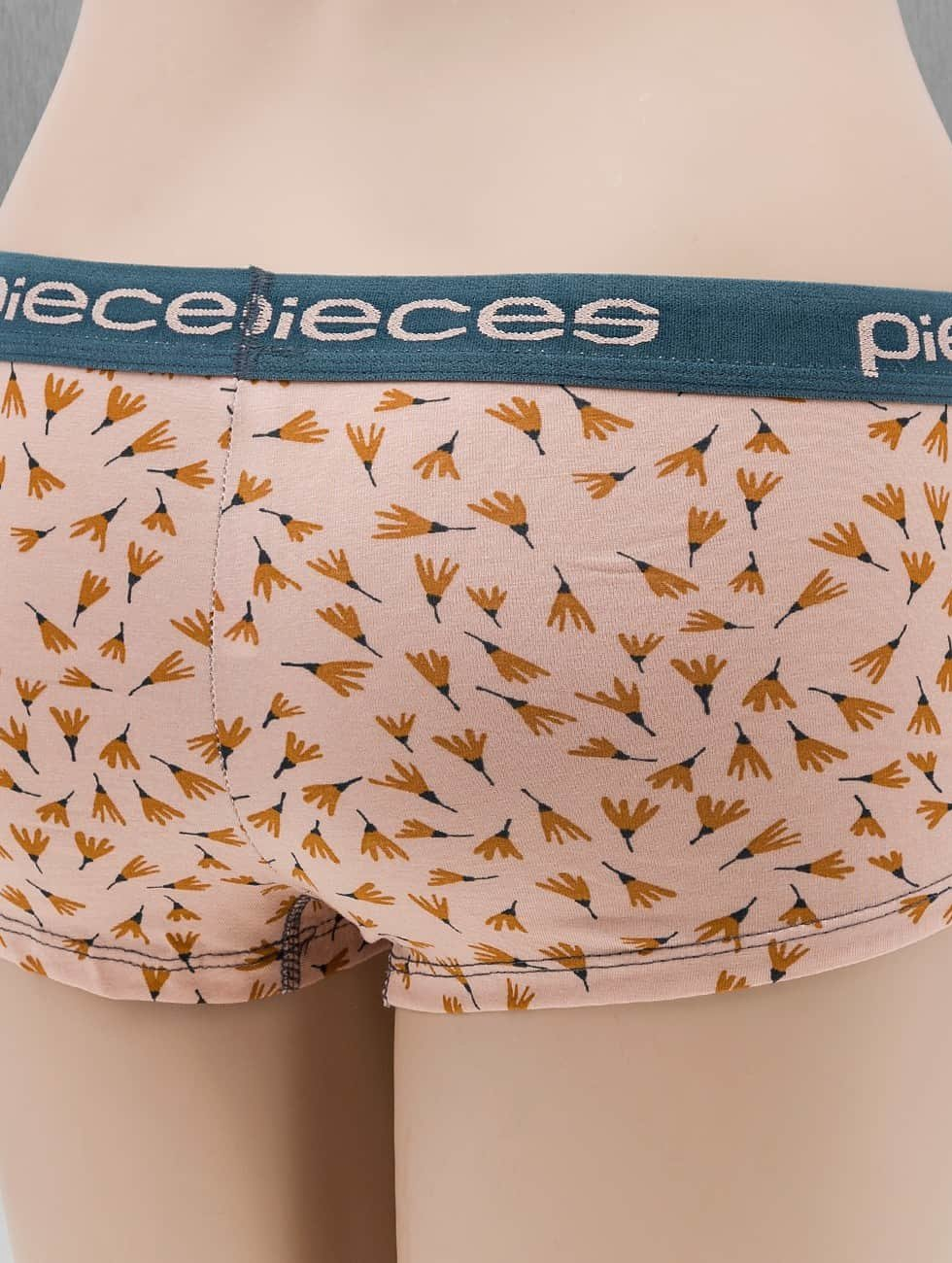 Pieces Underwear PClogo rose
