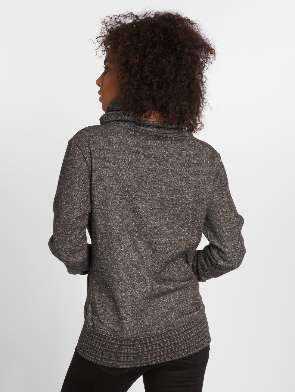 Platinum Anchor Пуловер Makena серый