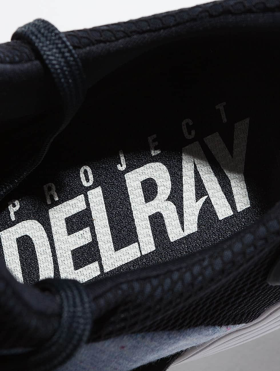 Project Delray Sneakers Wavey niebieski