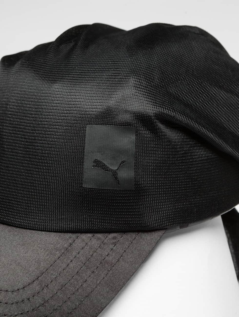 Puma Flexfitted Cap Bandana schwarz