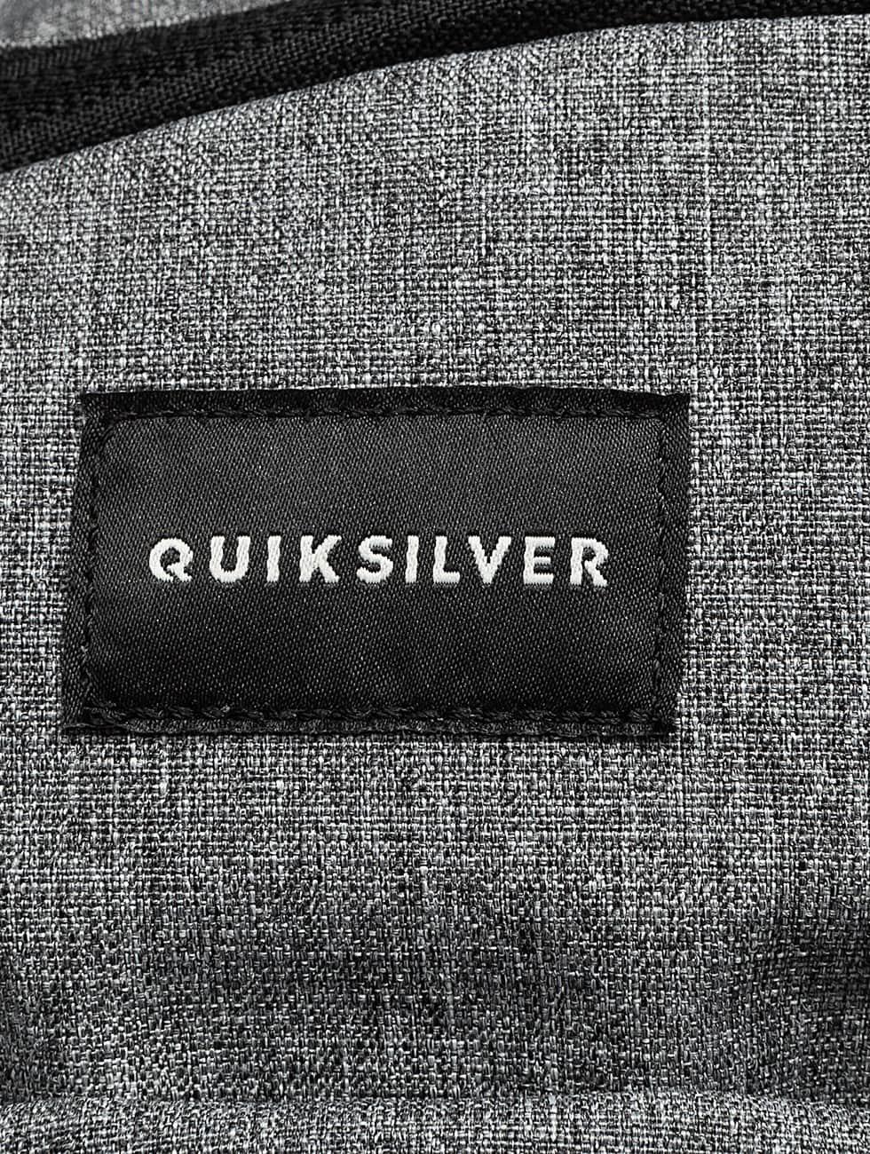 Quiksilver Batohy Burst šedá