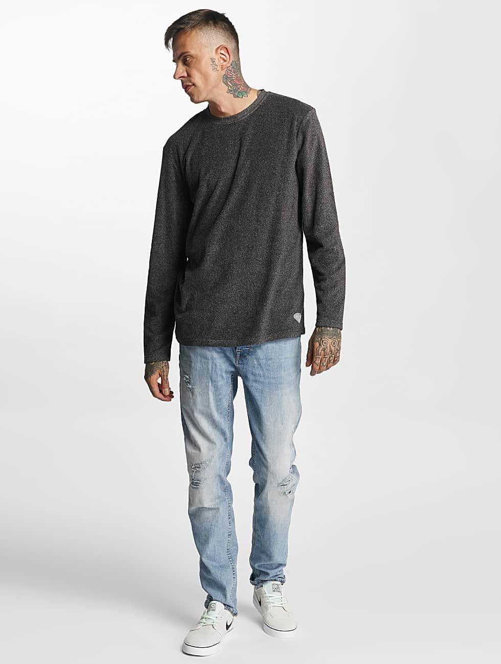 Quiksilver Longsleeves After Surf szary