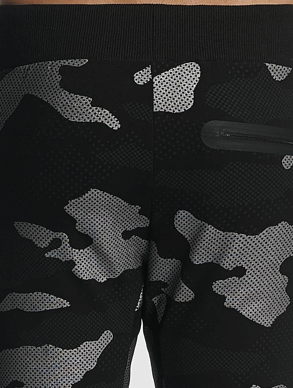 Red Bridge Pantalón deportivo Zip camuflaje