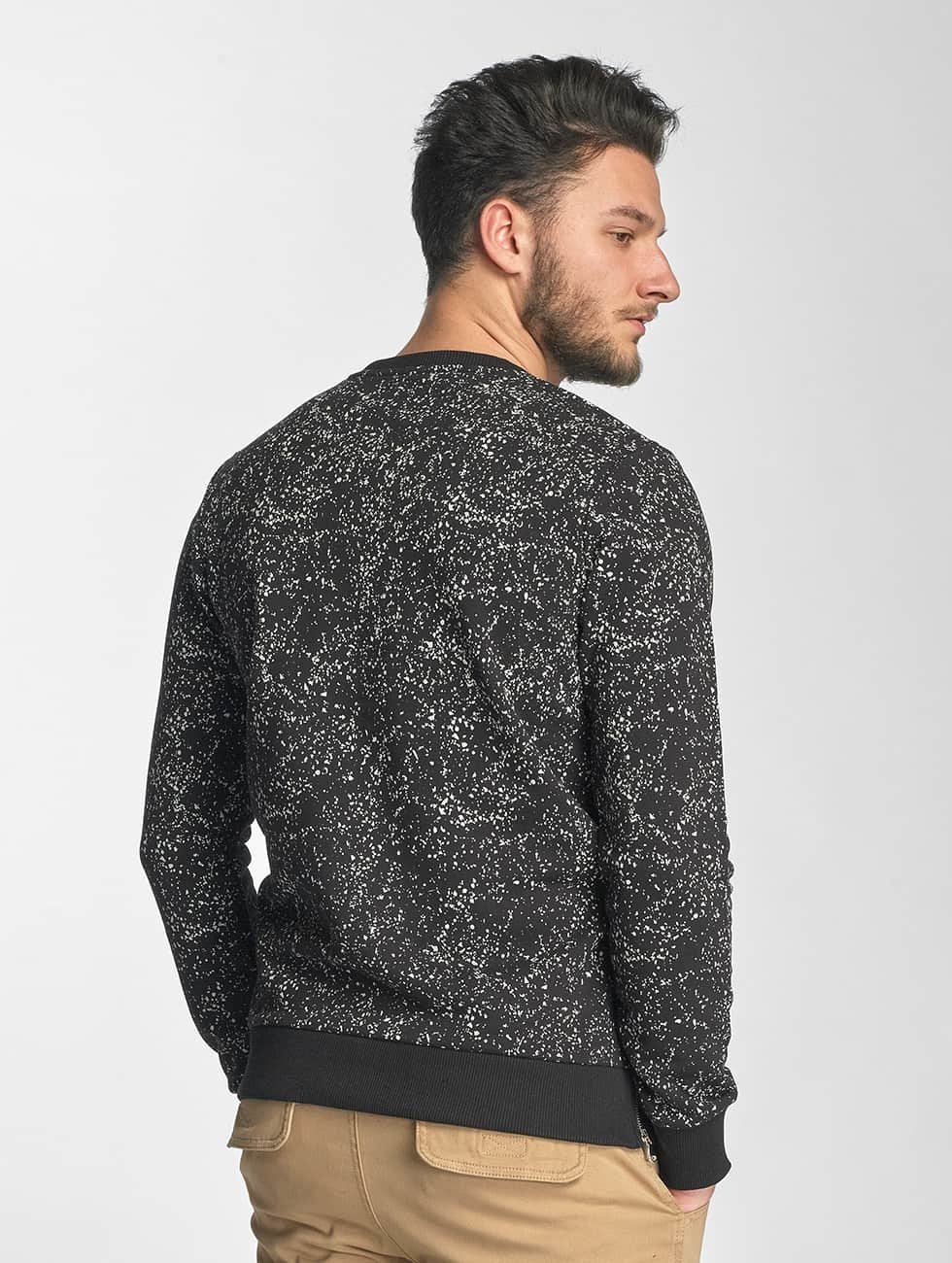 Red Bridge Pullover Born To Be Famous schwarz