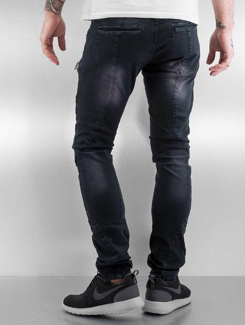 Red Bridge Slim Fit Jeans Nevio синий