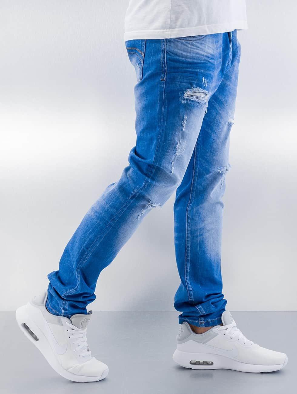 Red Bridge Straight Fit Jeans Soul blau