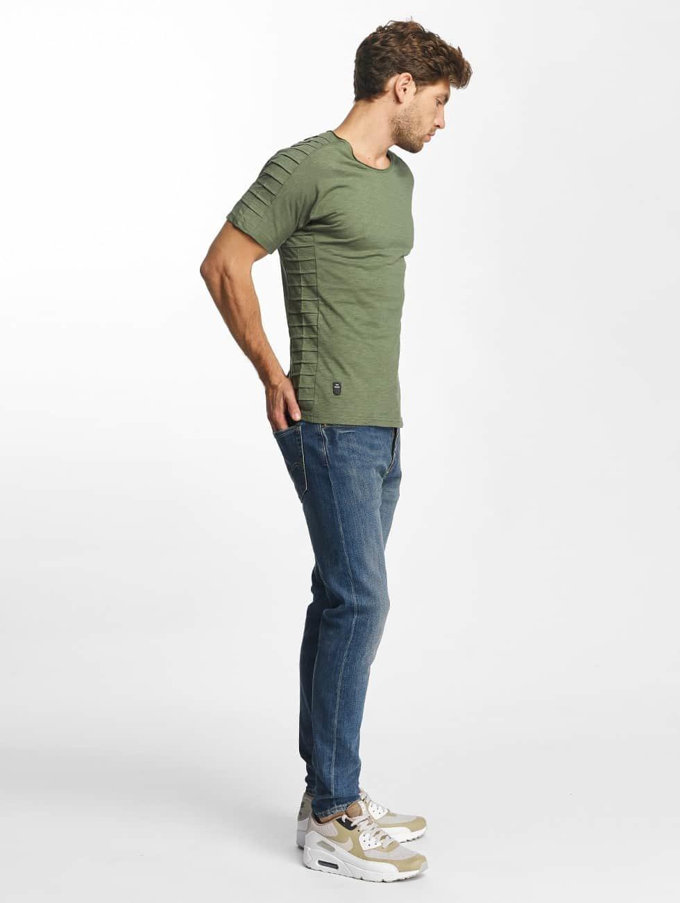 Red Bridge T-Shirt Enver kaki