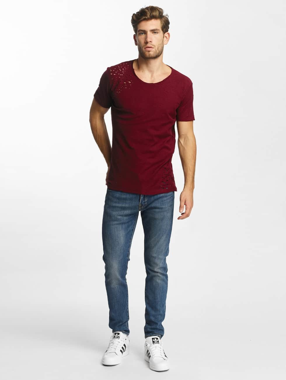 Red Bridge T-shirt Light Move rosso