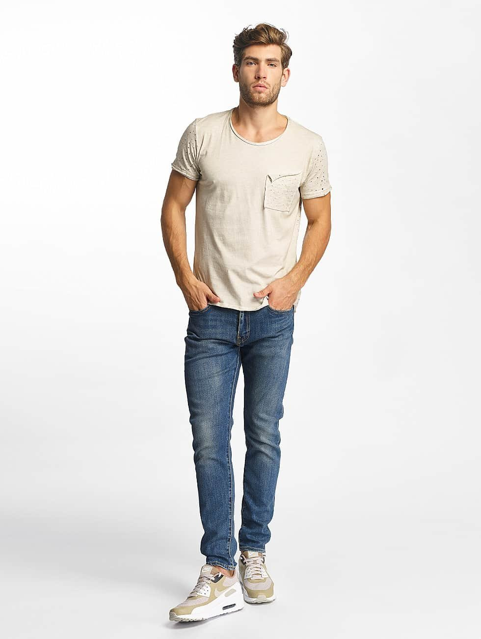 Red Bridge T-Shirty Airy Function bezowy