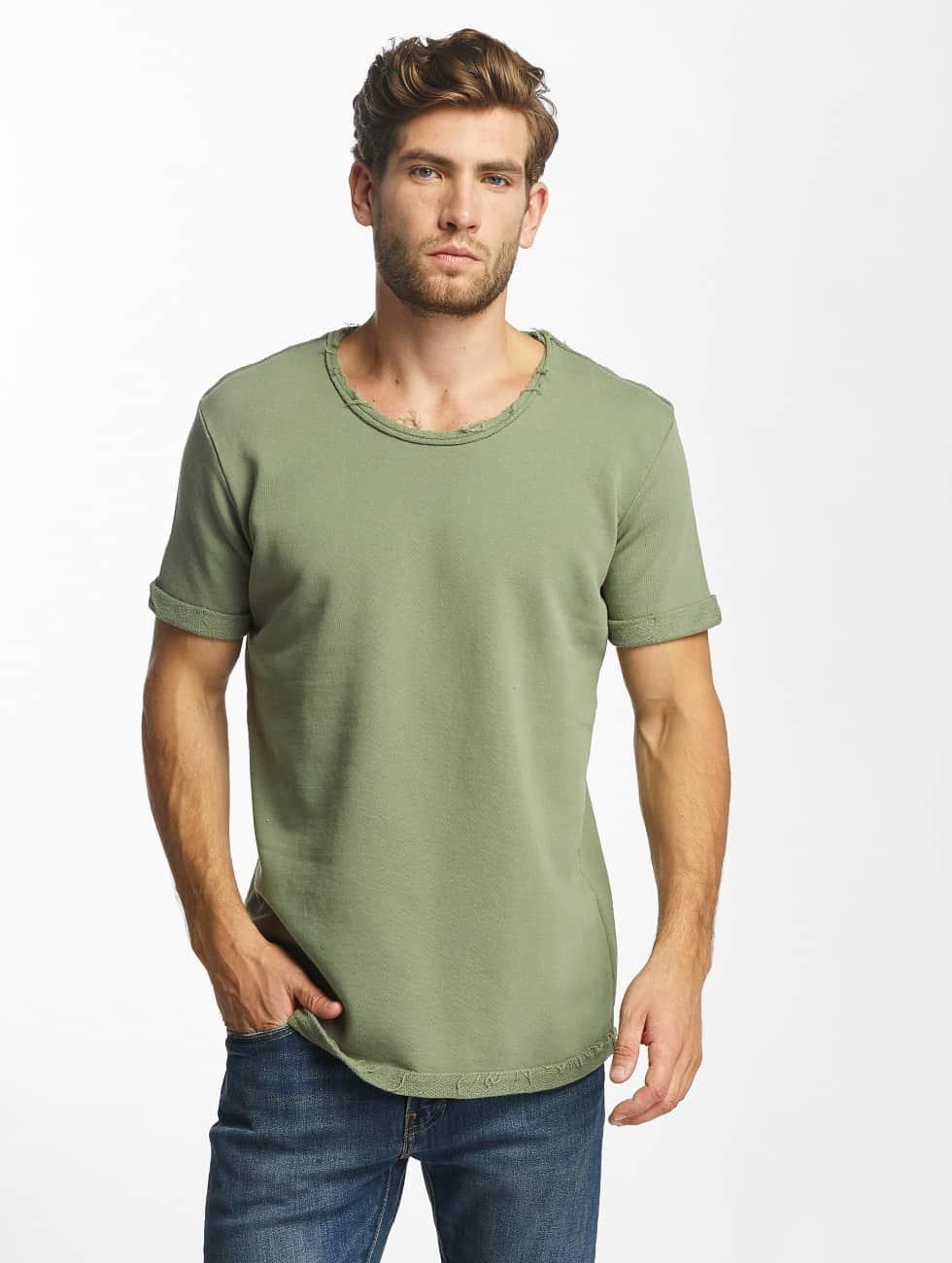 Red Bridge T-skjorter Sweat khaki