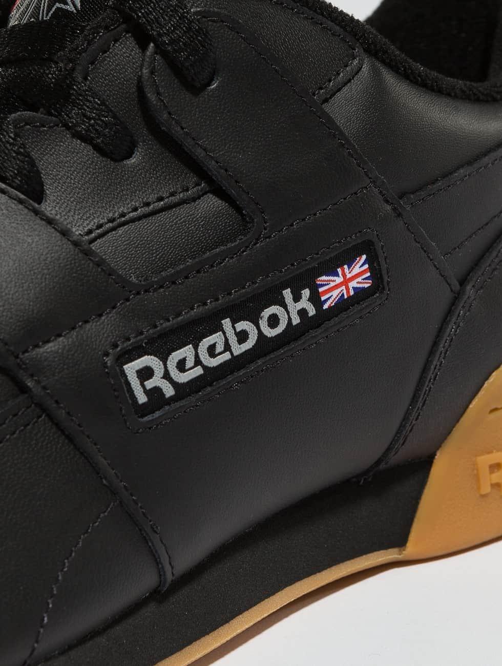 Reebok Sneakers Workout Plus czarny
