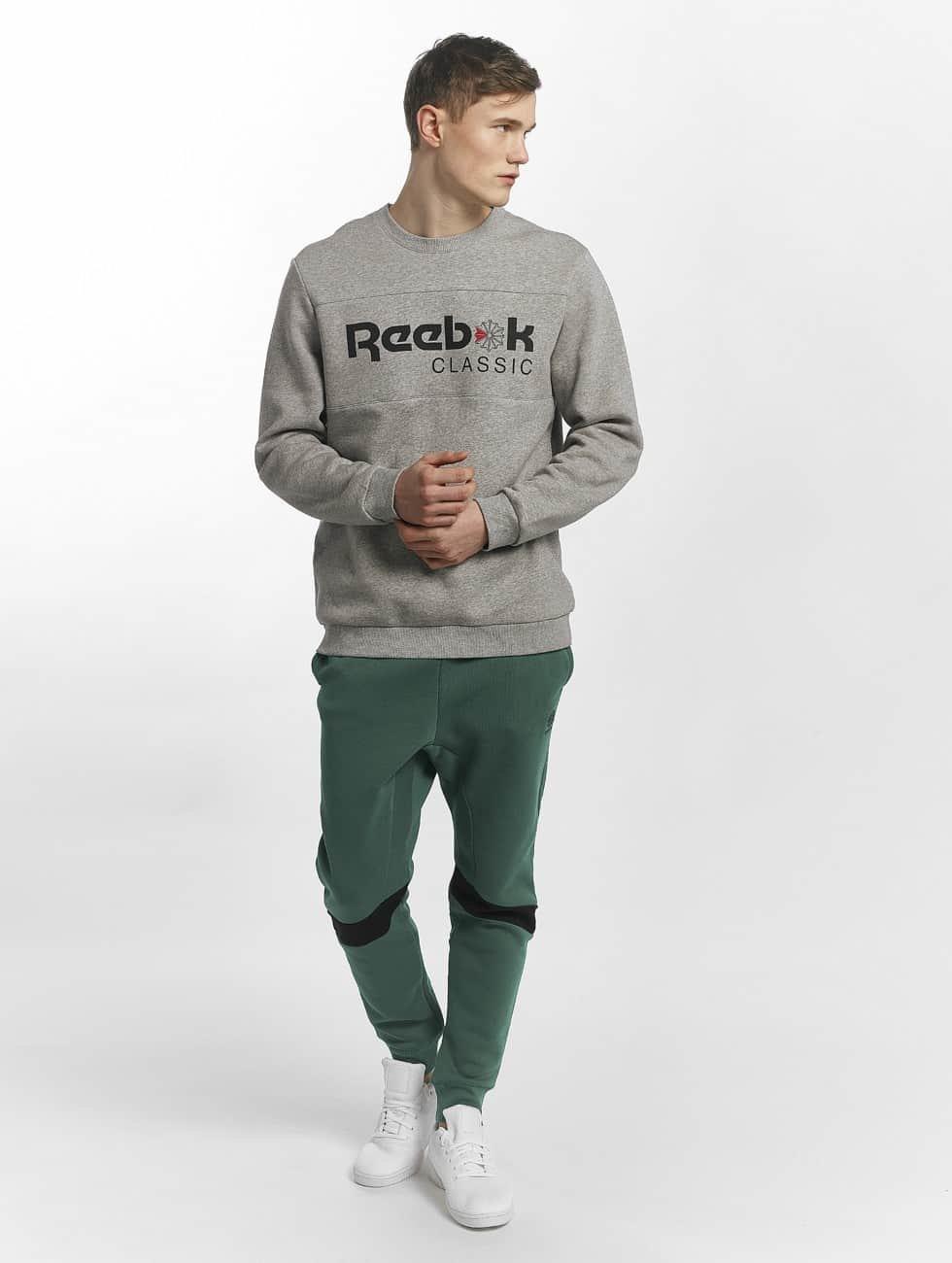 Reebok Spodnie do joggingu EF Jogger zielony