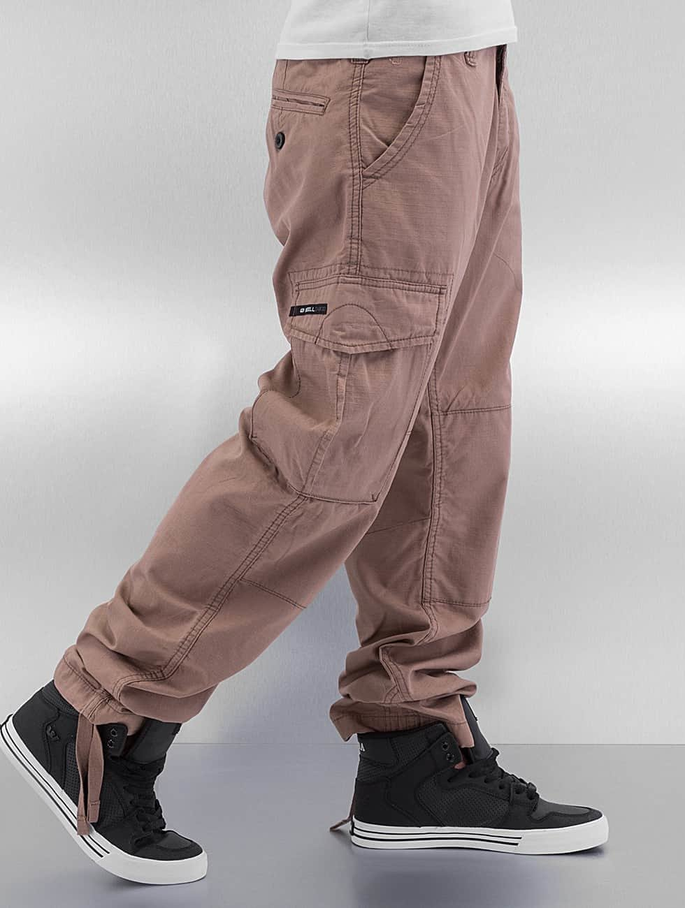 Reell Jeans Cargobroek Ripstop beige