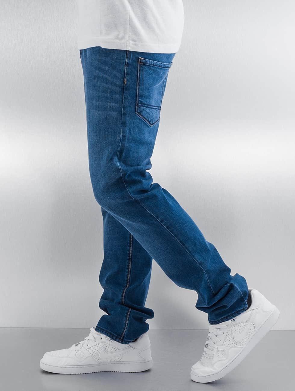 Reell Jeans Straight Fit Jeans Razor II blau