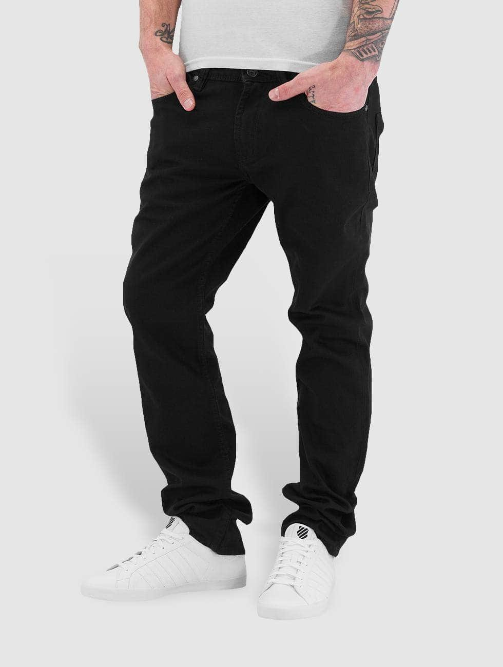Reell Jeans Straight fit jeans Trigger zwart