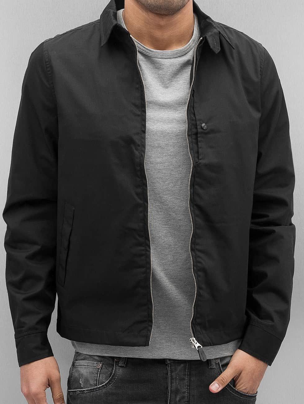 Schott NYC Lightweight Jacket Evans black