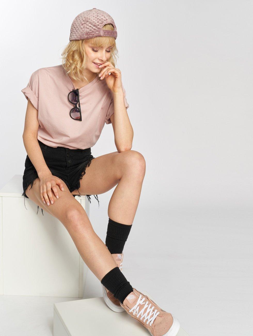 Sixth June Camiseta Classic Oversize rosa