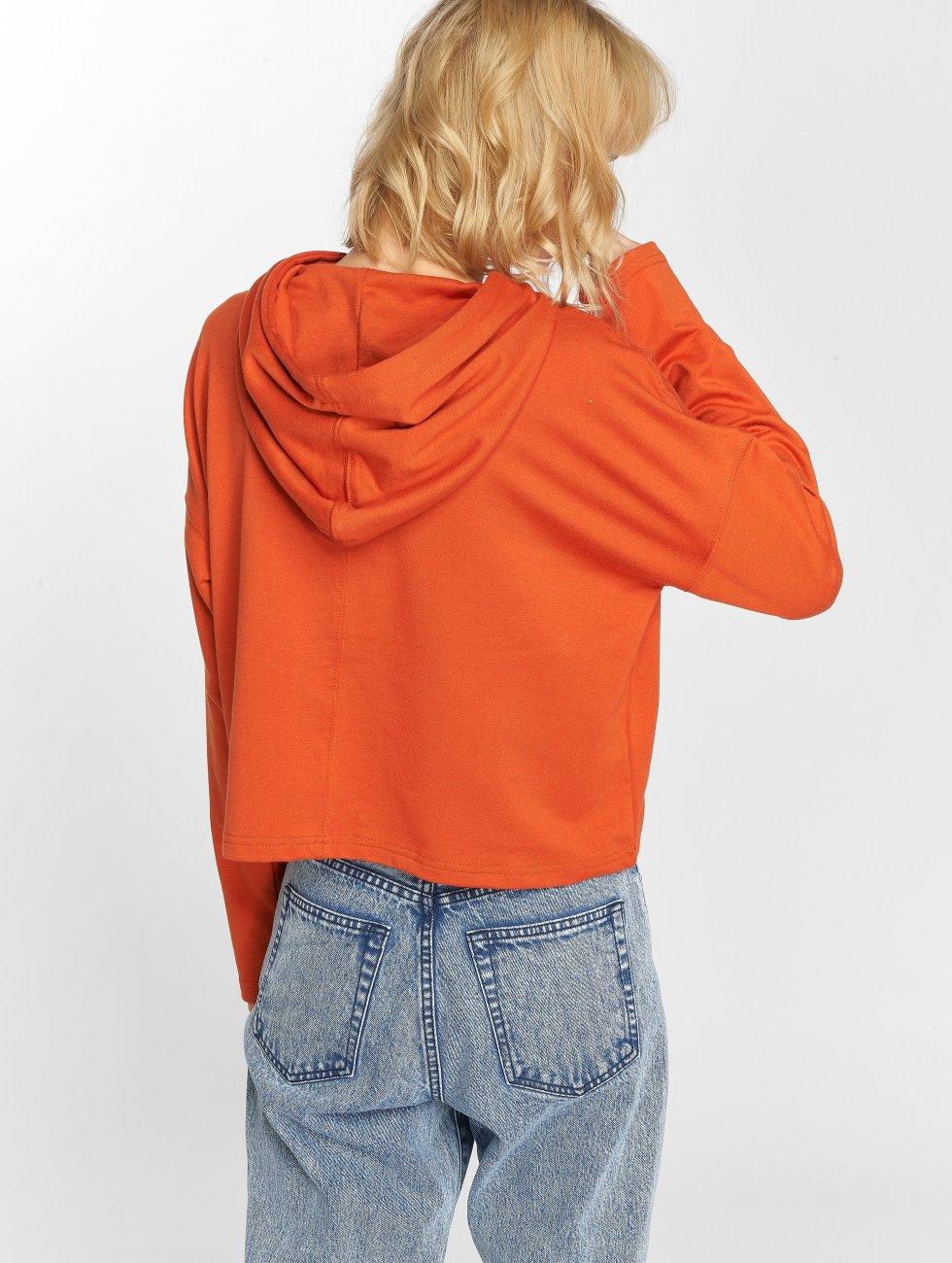 Sixth June Hettegensre Ultra Oversized oransje