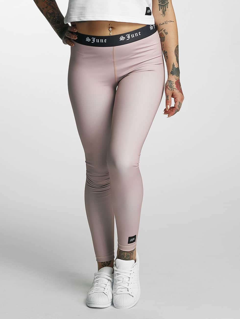 Sixth June Leggings/Treggings Sport rosa