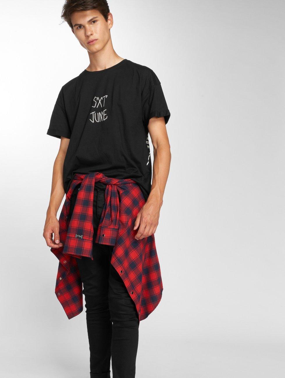 Sixth June T-skjorter Short svart