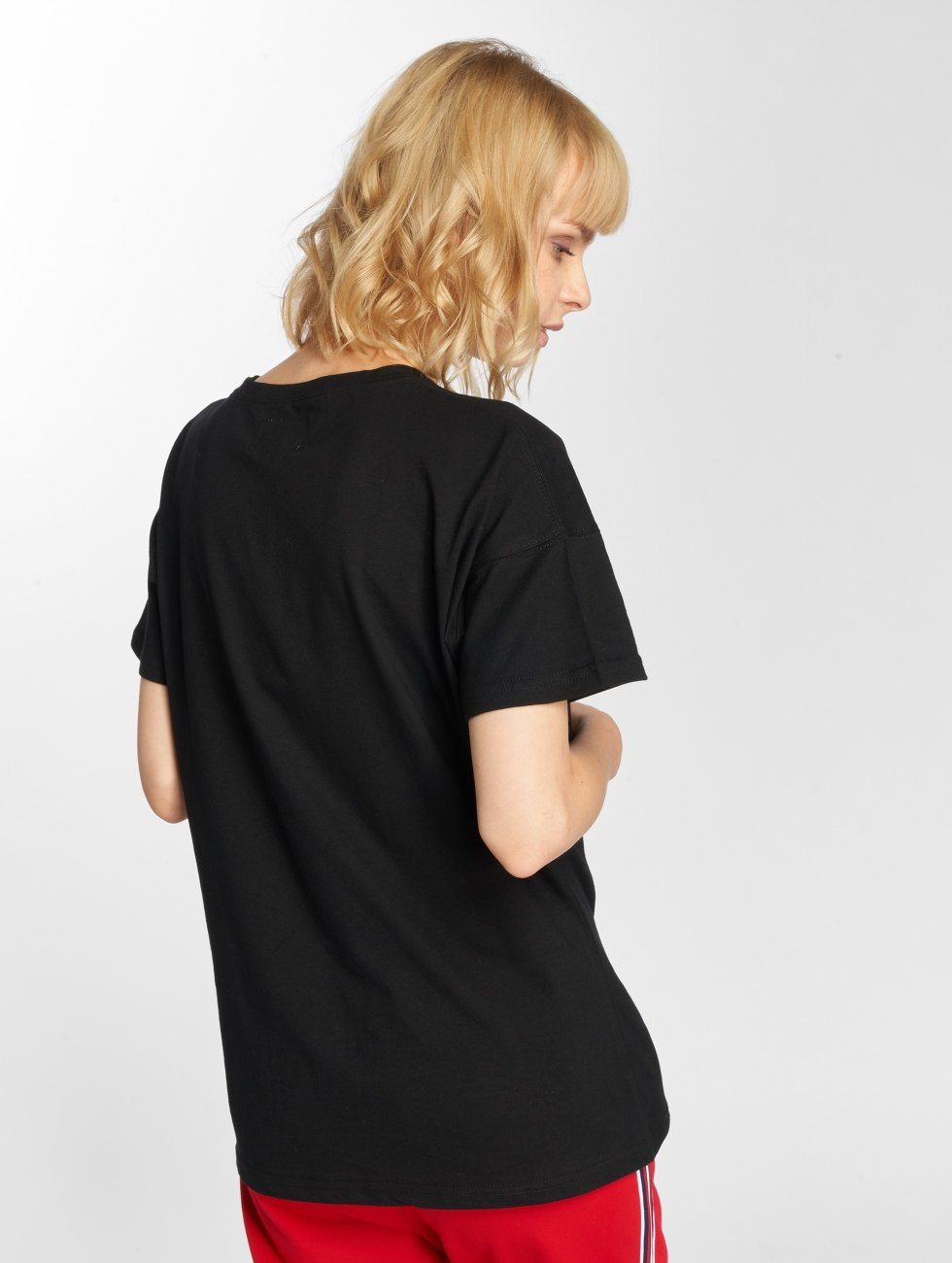 Sixth June T-skjorter Classic Oversize svart
