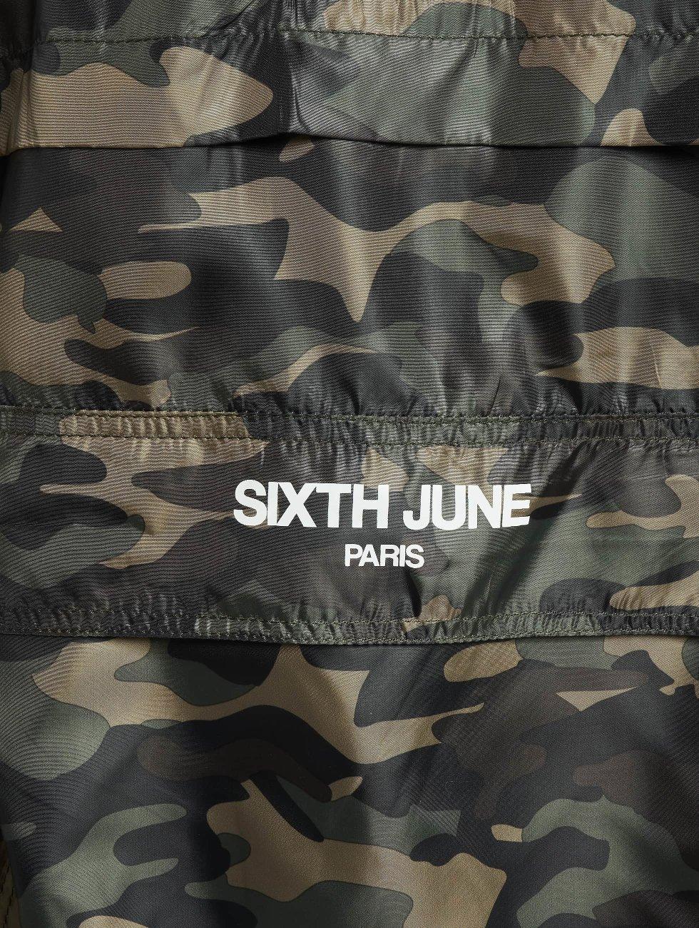 Sixth June Übergangsjacke Transition camouflage