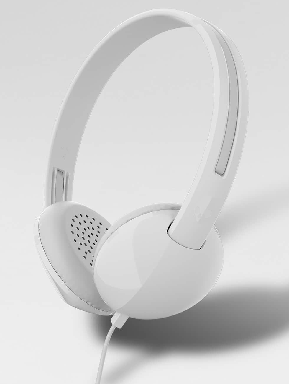 Skullcandy Cuffie musica Stim Mic 1 On Ear bianco