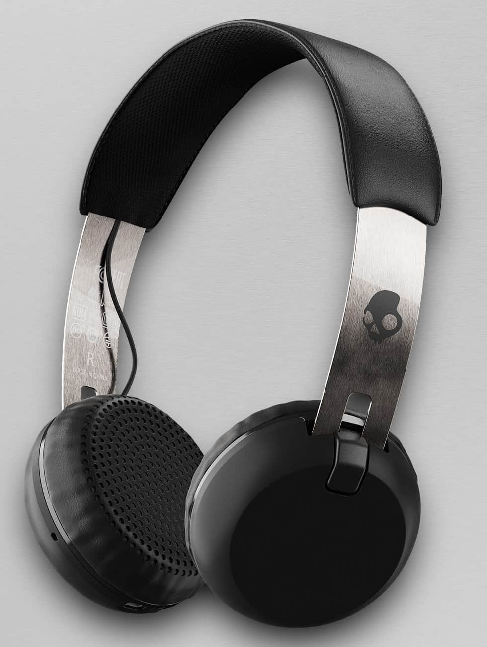 Skullcandy Sluchátka Grind Wireless On Ear èierna