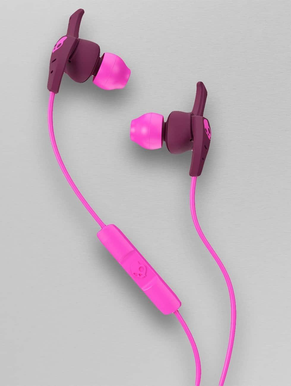 Skullcandy Sluchátka XT Plyo pink