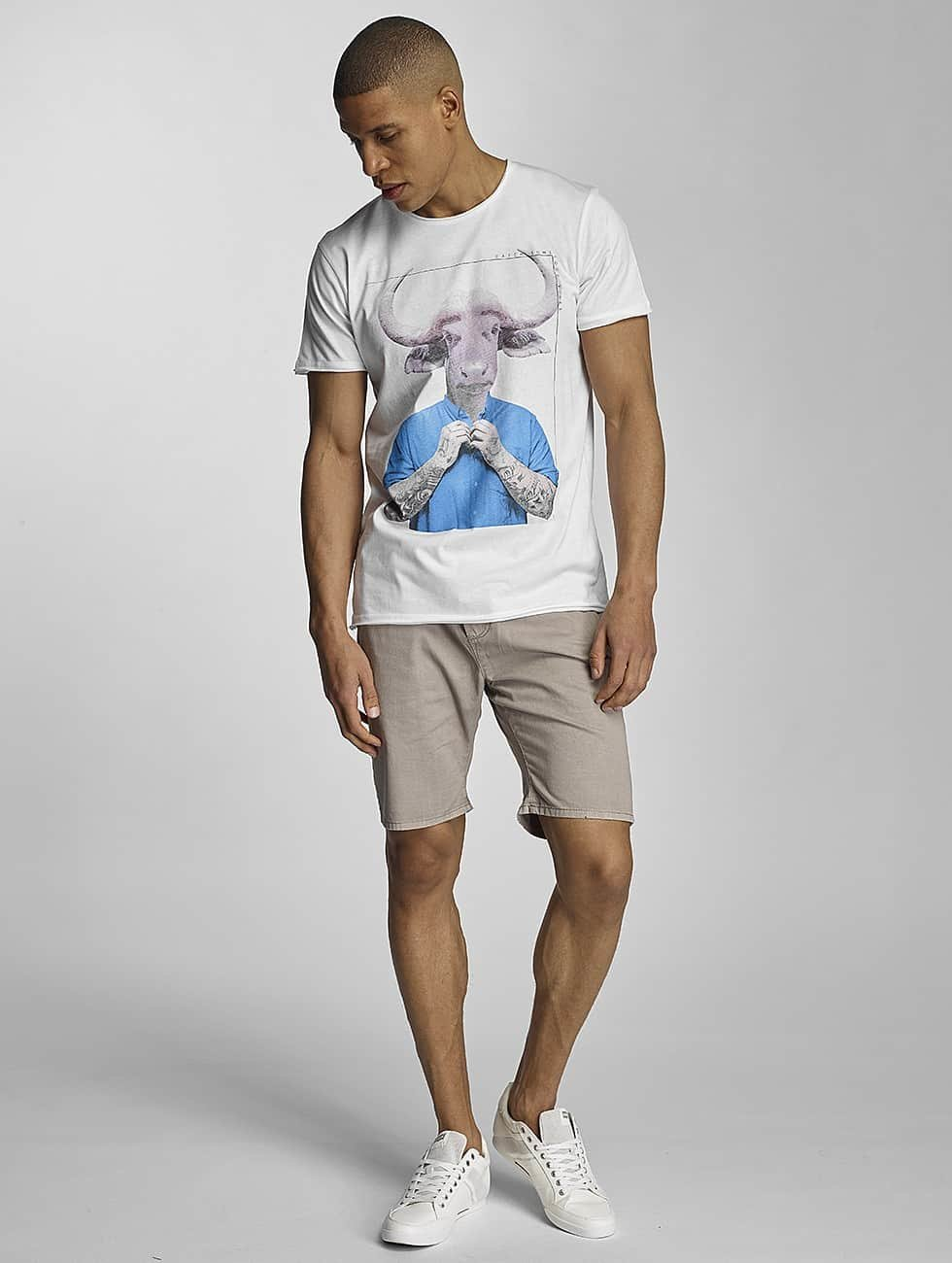 Sky Rebel T-Shirt Till white
