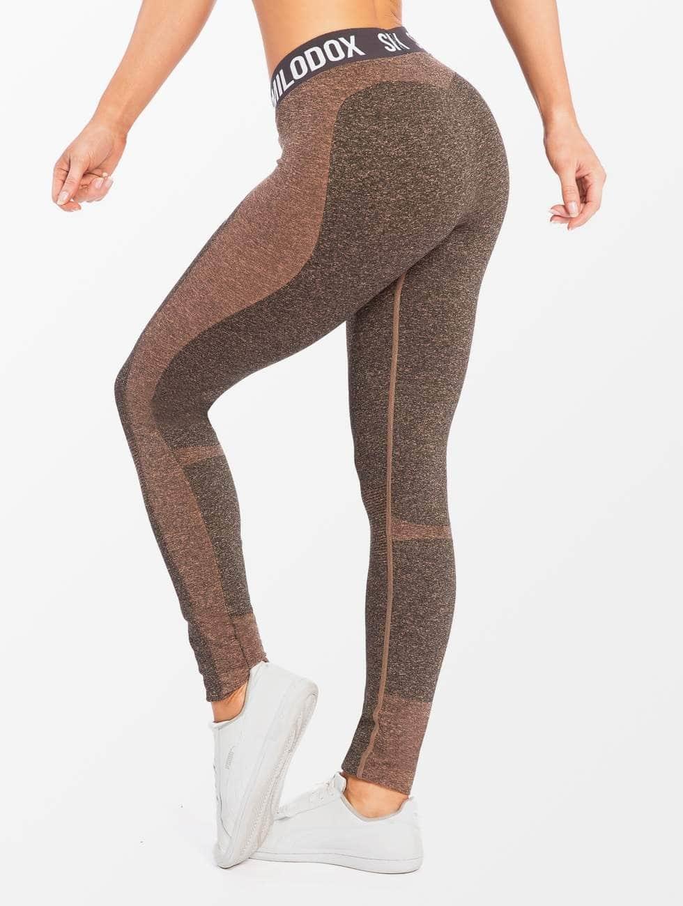 Smilodox Legging Autumn gris